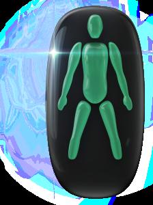 Ausencia de las dos piernas (por debajo de la rodilla).